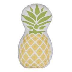 Thro by Marlo Lorenz Pineapple Shaped Throw Pillow