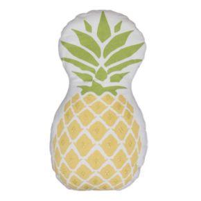 Thro by Marlo Lorenz Pineapple Shaped Throw Pillow