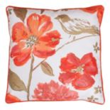 Thro by Marlo Lorenz Alisha Floral Throw Pillow