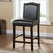 Swell Morgan Nailhead Counter Stool Uwap Interior Chair Design Uwaporg