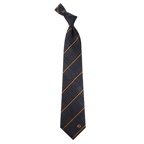 Adult NFL Oxford Silk Tie