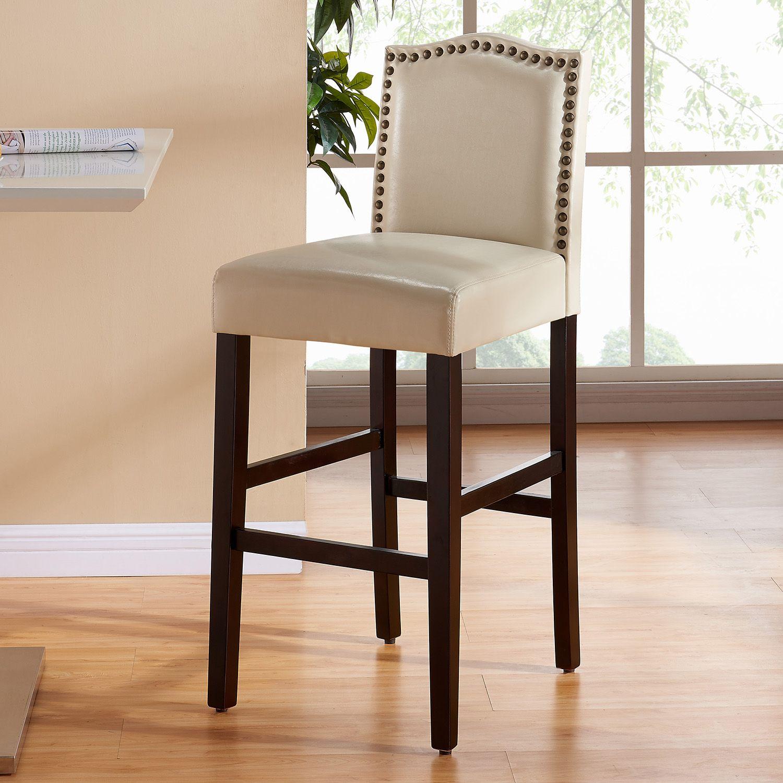morgan nailhead bar stool