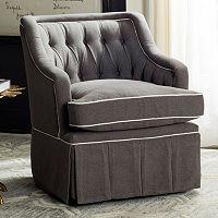 Safavieh Truitt Swivel Club Chair