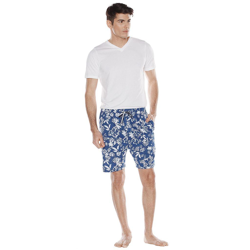 Big & Tall Residence Tropical Jams Shorts