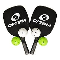 Adult Optima Pickleball Paddle & Ball Set