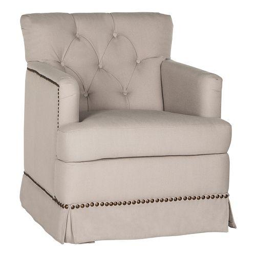 Safavieh Millicent Swivel Accent Chair
