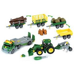 John Deere Mega Take-A-Part Set by Theo Klein