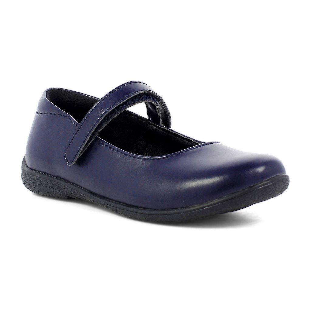 School by UMI Lana Girls' Mary Jane Shoes
