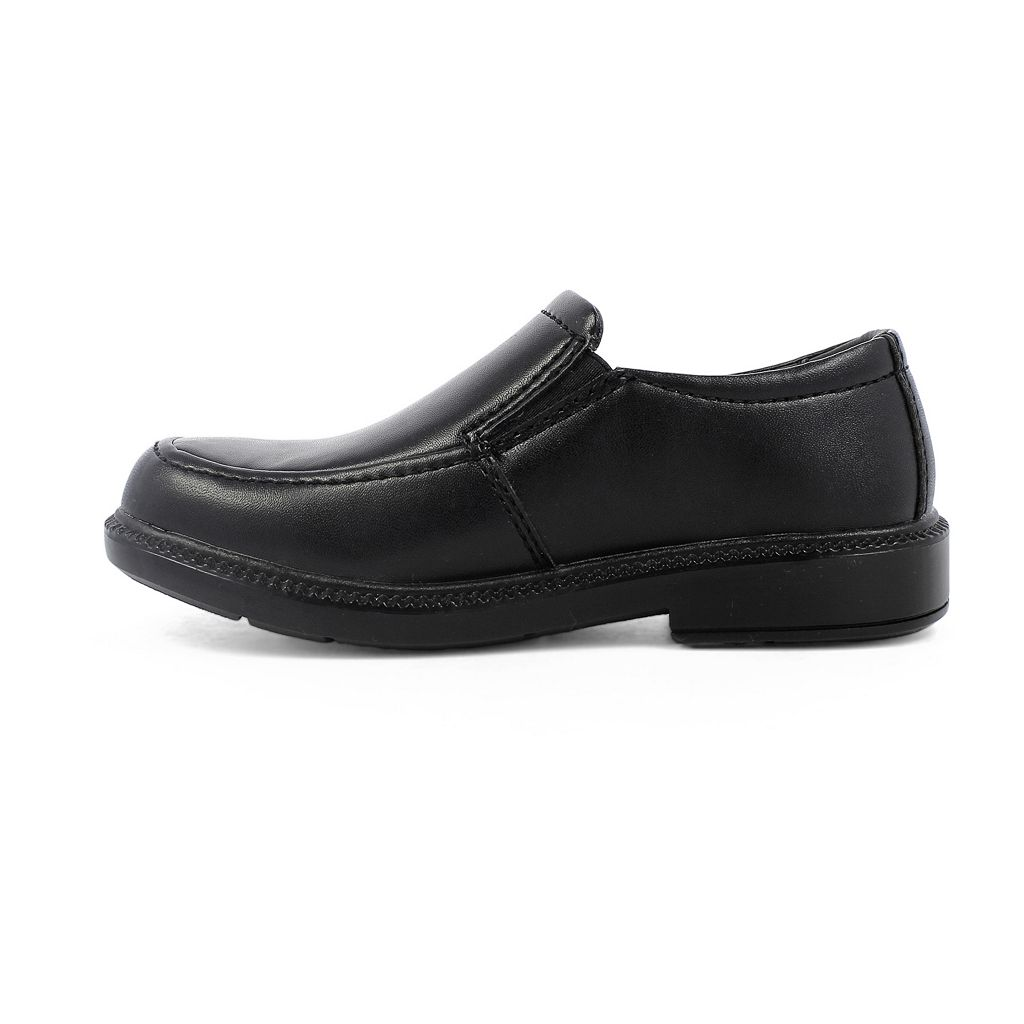 School by UMI Dalton Boys' Slip On Dress Shoes