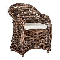 Safavieh Nita Wicker Club Chair