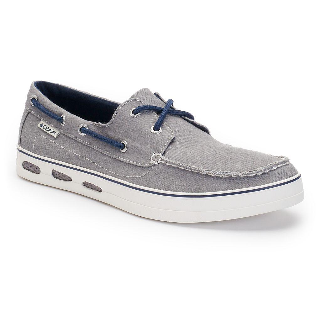 Columbia Vulc N Vent Boat Canvas Men's Shoes