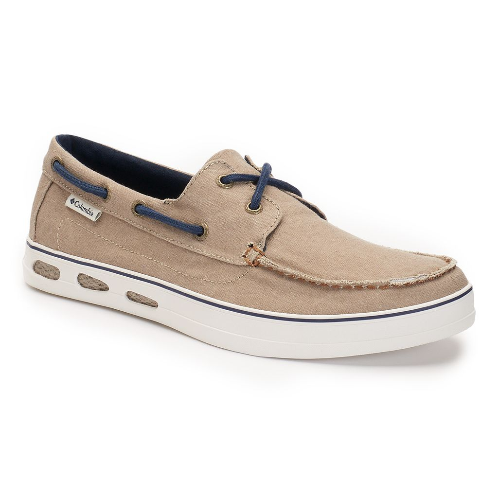 Columbia Vulc N Vent Boat Canvas Men's Shoes