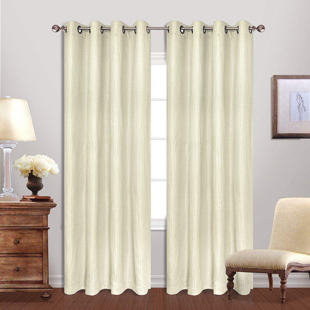 United Curtain Co. Hamden Window Curtain