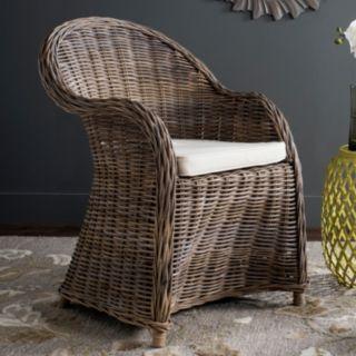 Safavieh Zane Wicker Club Chair