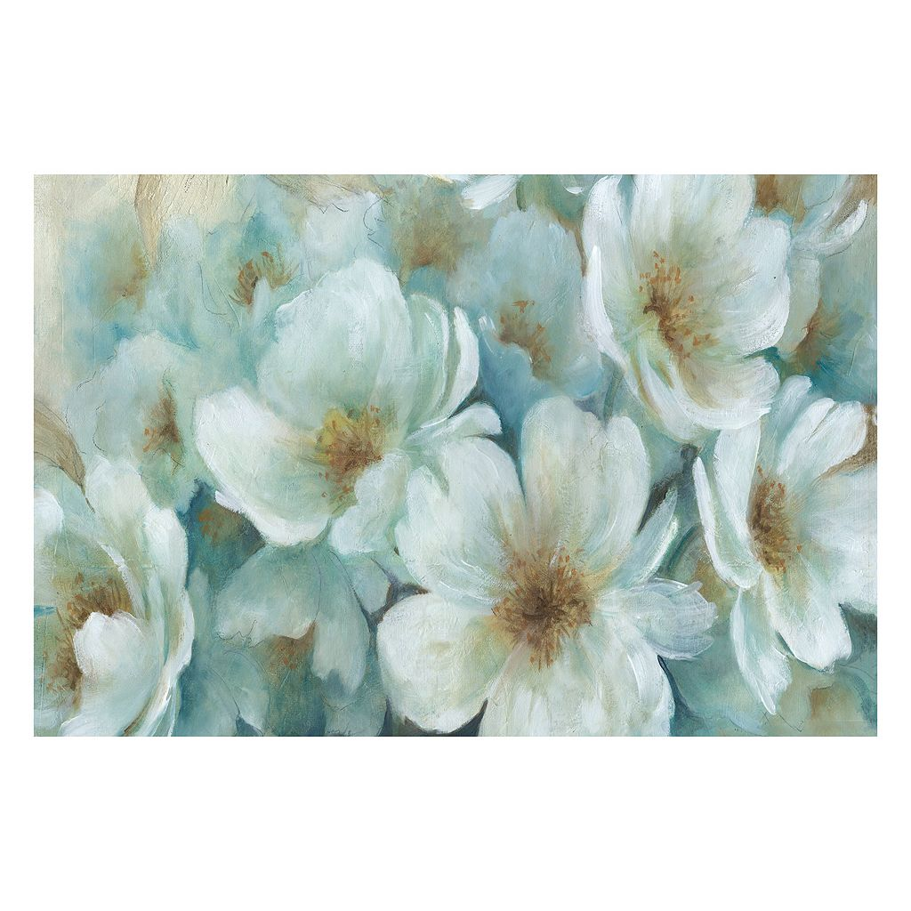 Perfect Peonies Canvas Wall Art