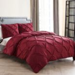 VCNY Nilda 3-piece Duvet Cover Set