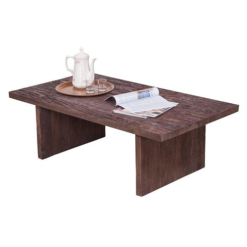 Safavieh Senjo Rouge Coffee Table