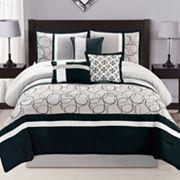 Beth 7 pc Bed Set