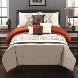Degraw 7-piece Bed Set