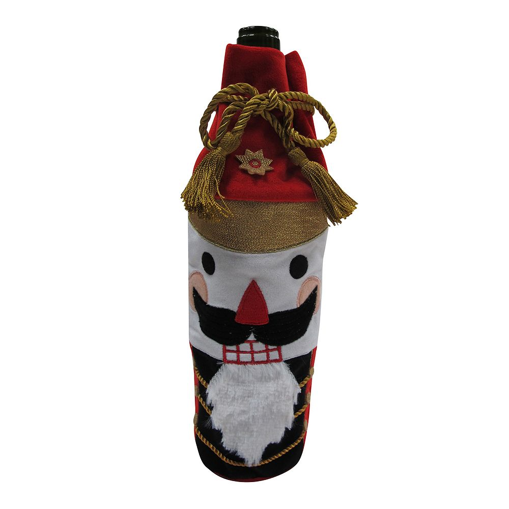 St. Nicholas Square® Nutcracker Wine Bag