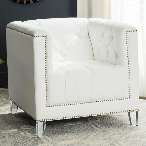 Safavieh Hollywood Glam Club Chair