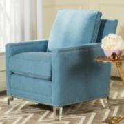 Safavieh Hollywood Glam Arm Chair