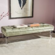 Safavieh Abrosia Tufted Bench