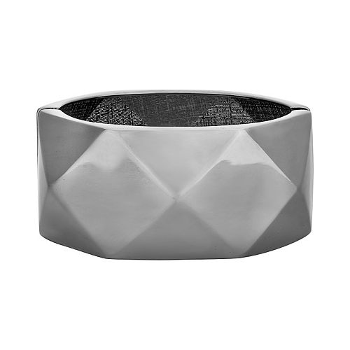 Geometric Hinged Bangle Bracelet for Fitbit® Charge™