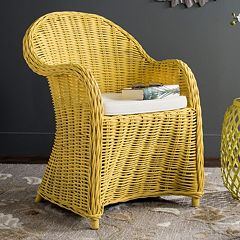 Safavieh Callista Wicker Club Chair