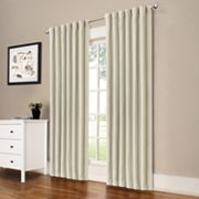 eclipse ThermaWeave Blackout Dutton Window Curtain