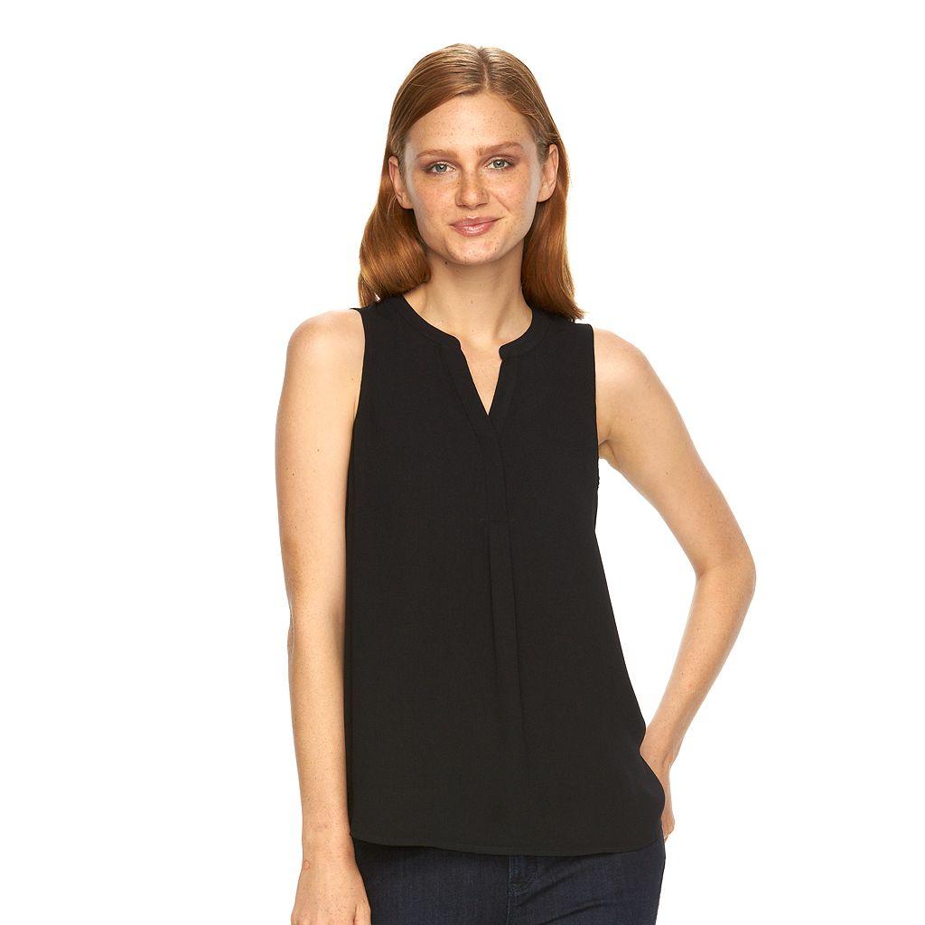 Women's Apt. 9® Sleeveless Popover Top