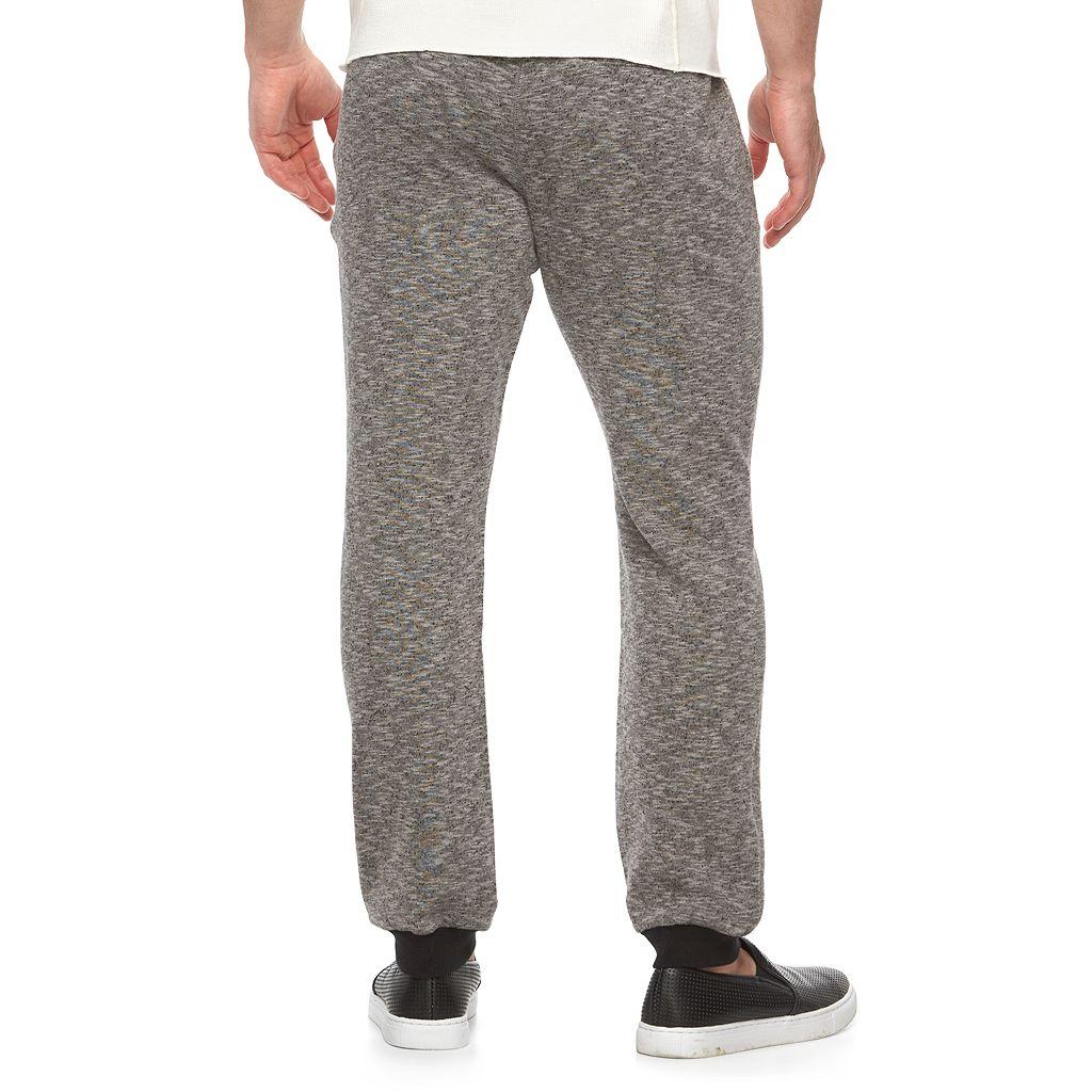 Mens Hollywood Jeans Slub Jogger Pants