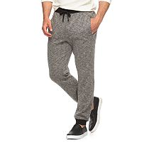 Mens Hollywood Jeans Slub Jogger Pants