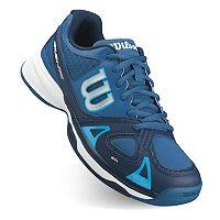 Wilson Rush Pro Junior Boys' Tennis Shoes