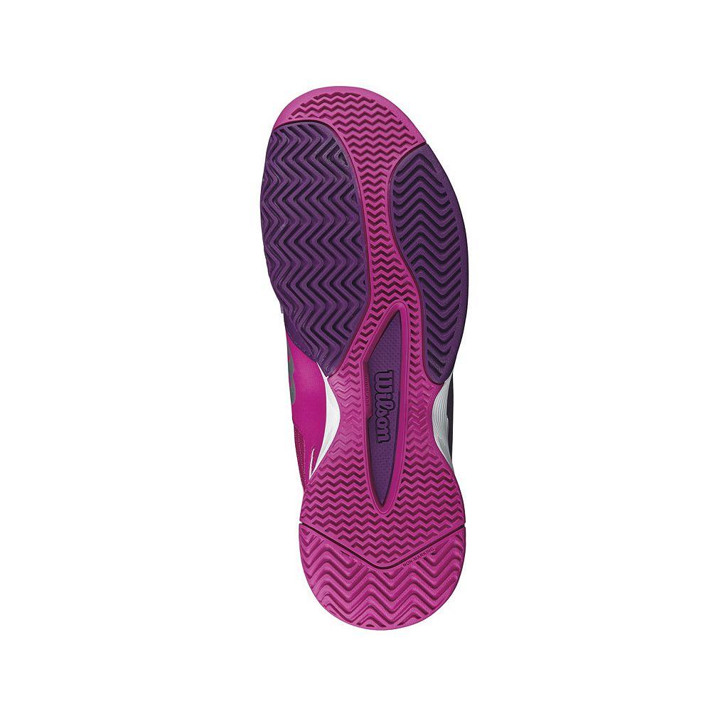 Wilson Rush Pro Junior Girls' Tennis Shoes
