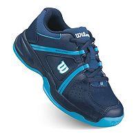 Wilson Envy Junior Boys' Tennis Shoes