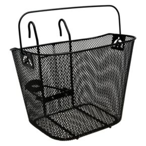Bell Metal Tote Bike Basket