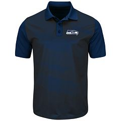 Men's Majestic Seattle Seahawks Club Seat Polo