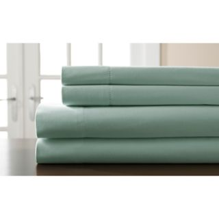 Grand Collection 400 Thread Count Hemstitch Solid Sheet Set