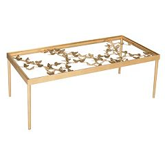 Safavieh Rosalia Butterfly Coffee Table