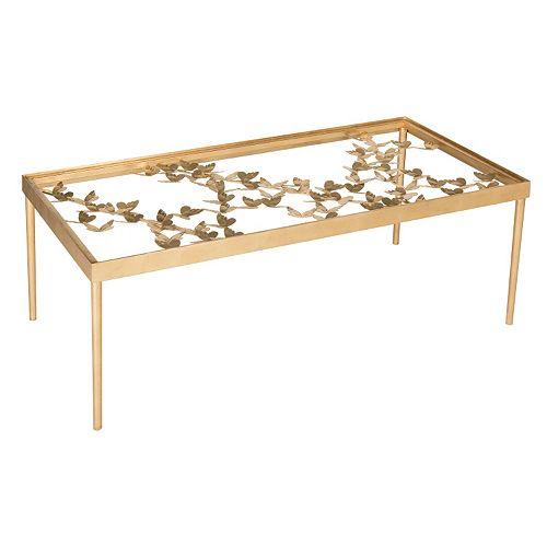 Safavieh Rosalia Butterfly Coffee Table