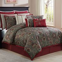 Harvest Manor 12-piece Bed Set