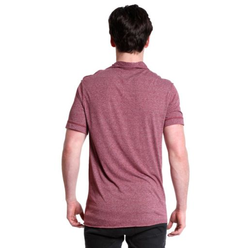 Men's Excelled Heathered Polo