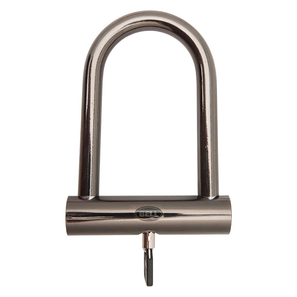 Bell Travel-Sized Steel Crossbar K7 Key Bike Lock