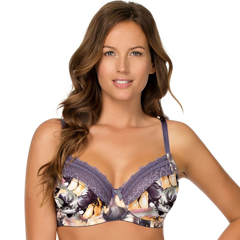 Parfait Bra: Casey Lace Full-Figure Bra 2802