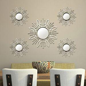 Mullens Decorative Wall Mirror 1