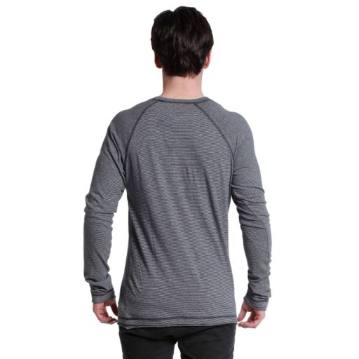 Men's Excelled Slim-Fit Striped Tee