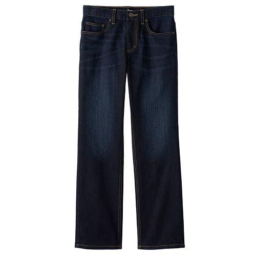 5107d8a8 Boys 8-20 & Husky Urban Pipeline™ Ultimate Flex Straight-Leg Jeans