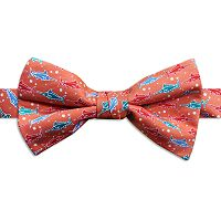 Men's American Lifestyle Tropical Pre-Tied Bow Tie