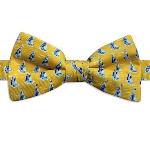 Men's American Lifestyle Tropical Pre-Tied Bow Tie